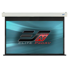 Elite Screens Electric Motorized Projector Screen 4K HD 235 inch 16:9