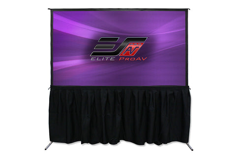 "Elite Screens Yard Master Pro 2 Outdoor Indoor Rear Projection 180"" 16:9"