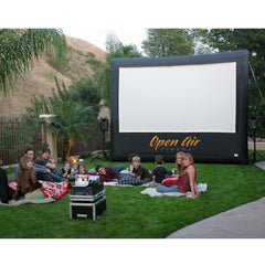 Open Air Cinema Inflatable Movie Screen Outdoor Theater Screen 16:9 12'-20'