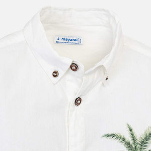 Miami Cotton Button Down Shirt