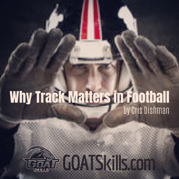 Why Track Matters in Football