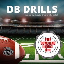Load image into Gallery viewer, FREE FOOTBALL DB DRILLS
