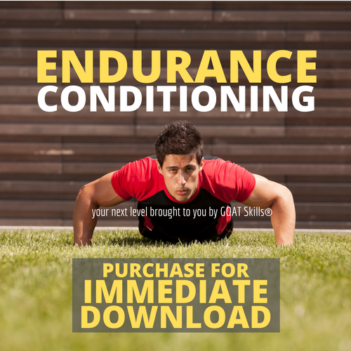 FREE ENDURANCE CONDITIONING WORKOUT - ALL SPORTS