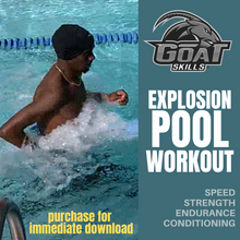 Load image into Gallery viewer, ALL SPORTS EXPLOSION POOL WORKOUT