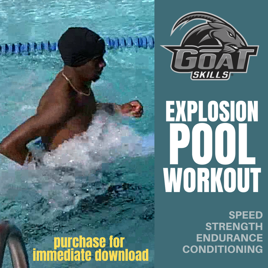 ALL SPORTS EXPLOSION POOL WORKOUT