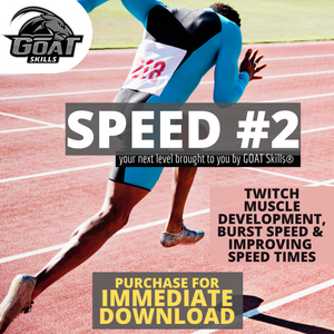 ALL SPORTS SPEED WORKOUT SERIES #2