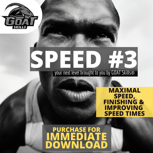 ALL SPORTS SPEED WORKOUT SERIES #3