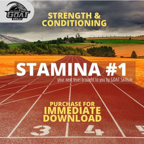 ALL SPORTS STAMINA WORKOUT SERIES #1