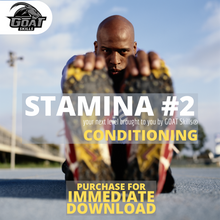Load image into Gallery viewer, ALL SPORTS STAMINA WORKOUT SERIES #2