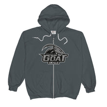 Load image into Gallery viewer, GOAT Skills Classic Lit Zip Hoodie