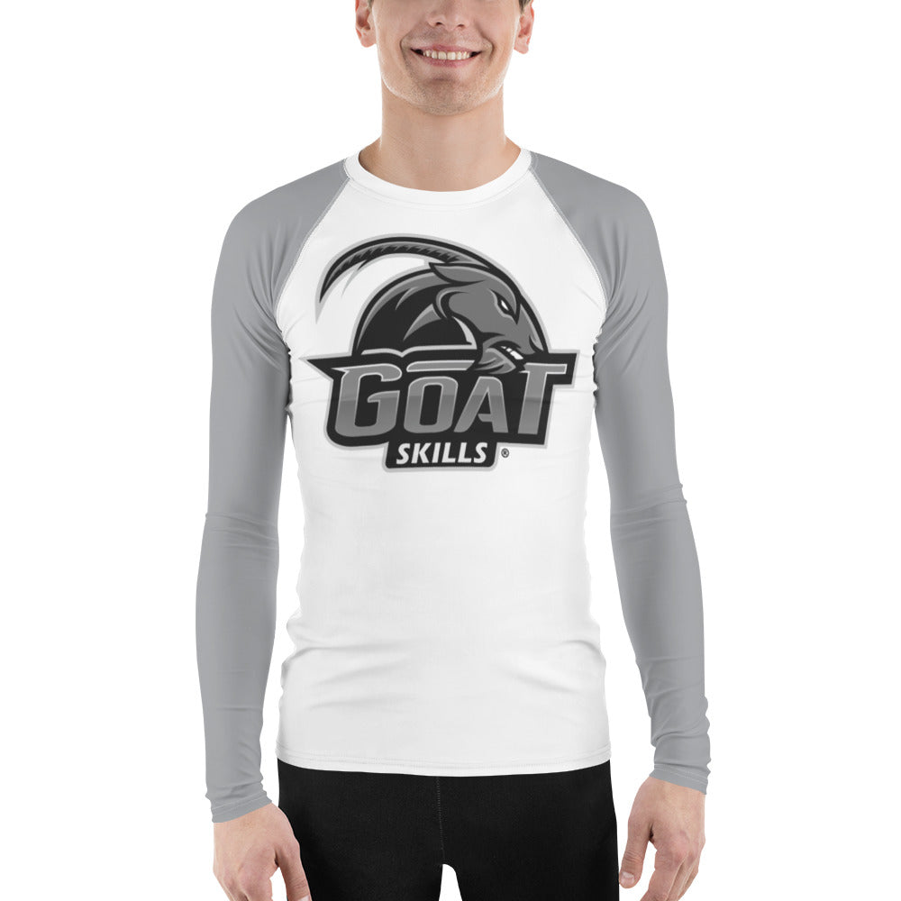 GOAT Skills All Over Long Sleeve 2 Tone Active Wear