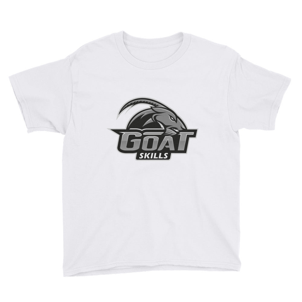 GOAT Skills Classic Lit Youth Short Sleeve T-Shirt