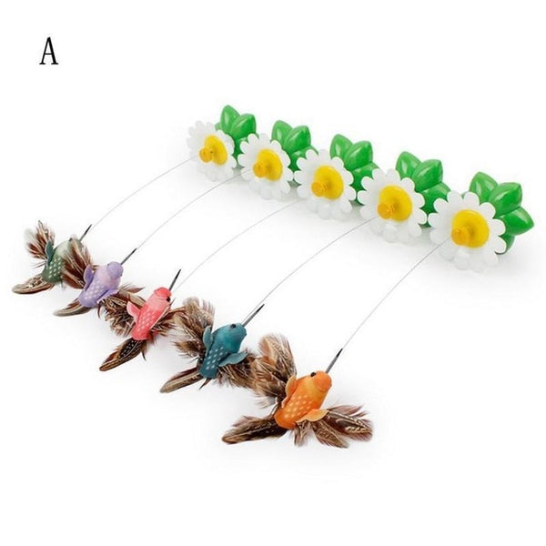 Interactive Bird Toy For Cats 😸