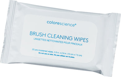 CS Brush Cleaning Wipes