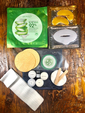 Pampering Plus At-Home Facial Kit