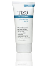 Load image into Gallery viewer, TIZO Ultra Zinc Body & Face Sunscreen - non-tinted dewy finish SPF 40