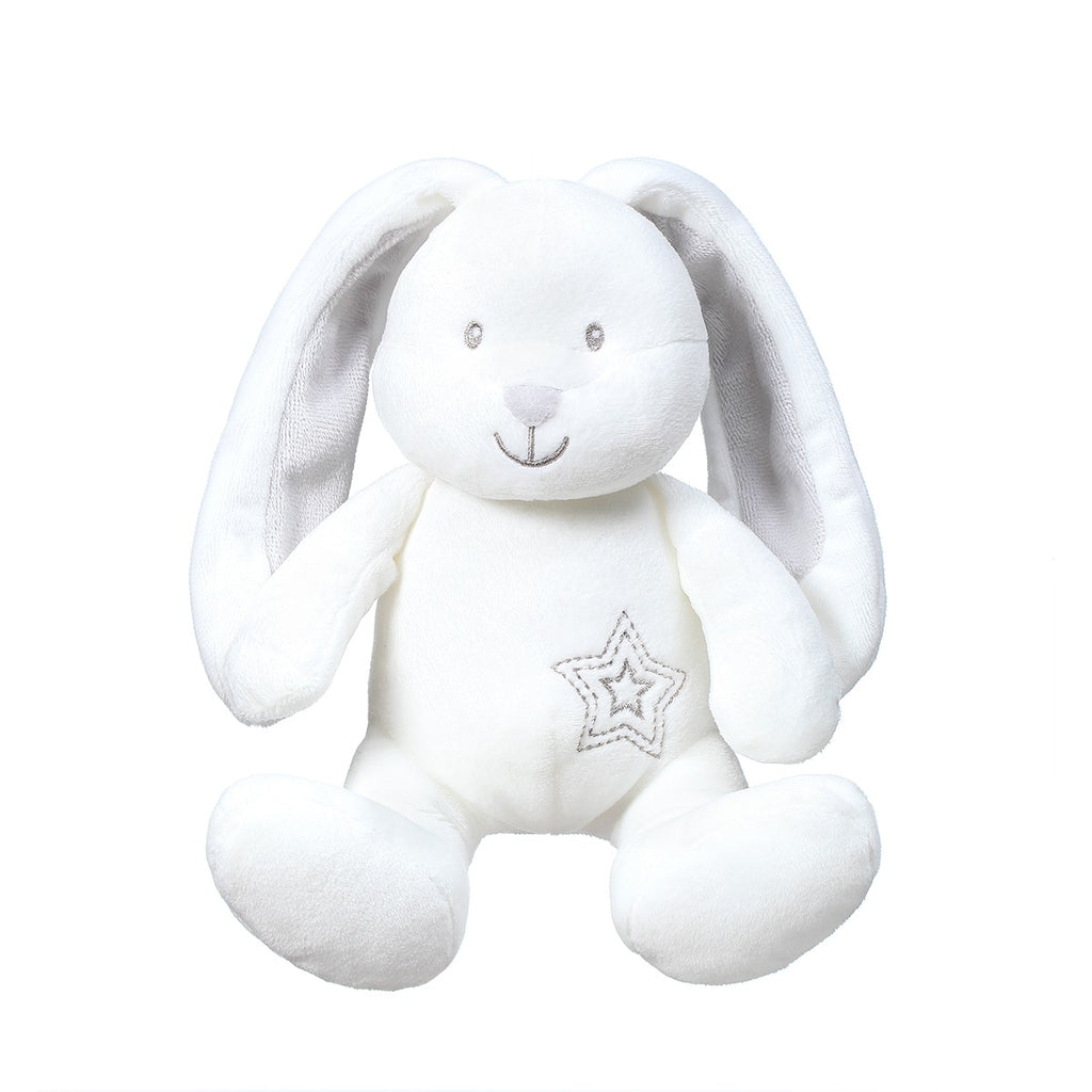 Babyono HARE JIMMIE cuddly toy for babies