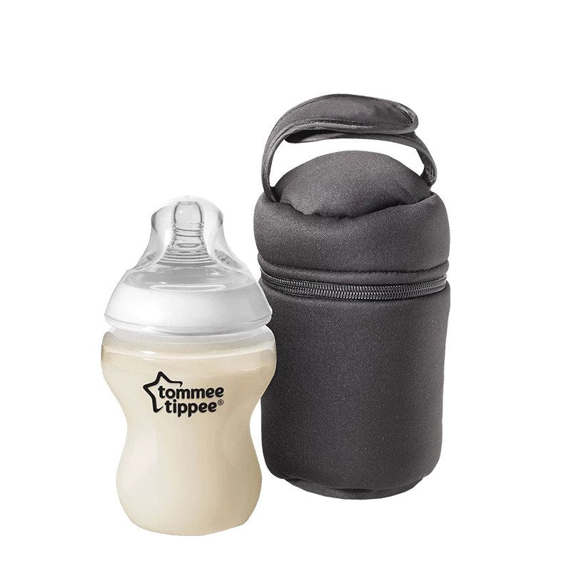 Tommee Tippee Closer to Nature Isulated Bottle Bag - 2 Pack