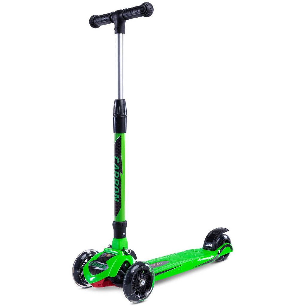 TOYZ Carbon Scooter - Green