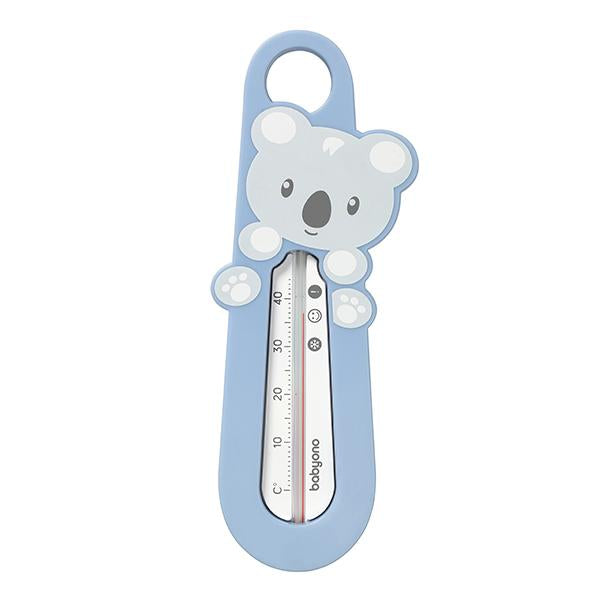 Babyono Animal bath thermometer - blue