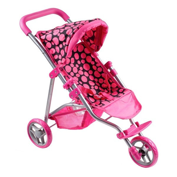 PlayTo Doll Jogging Stroller
