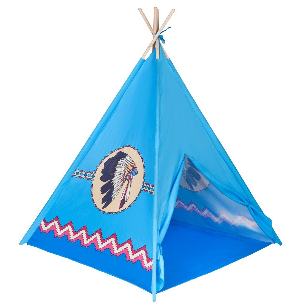 PLAYTO Small Teepee Tent 3yrs+