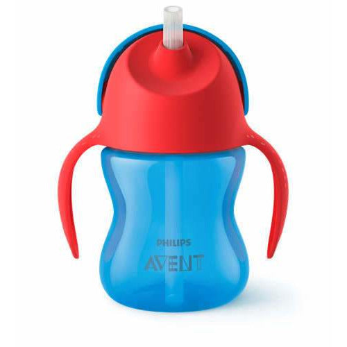 Philips Avent My Bendy Straw Cup - blue