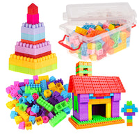Blocks Bricks BOX - 100 pcs