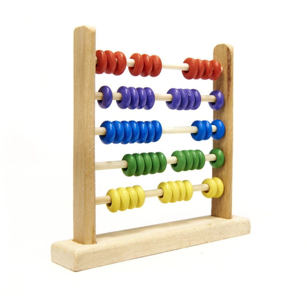 Wooden Colourful Abacus