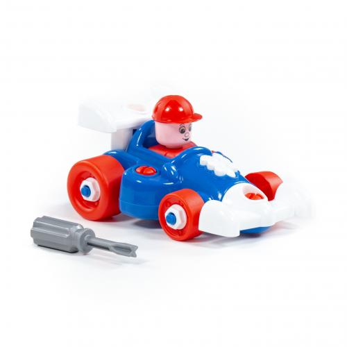 WADER Race-car, 22pcs