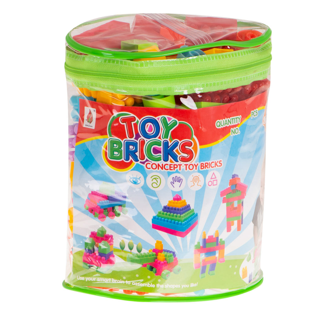 Educational Bricks Blocks 210 pcs
