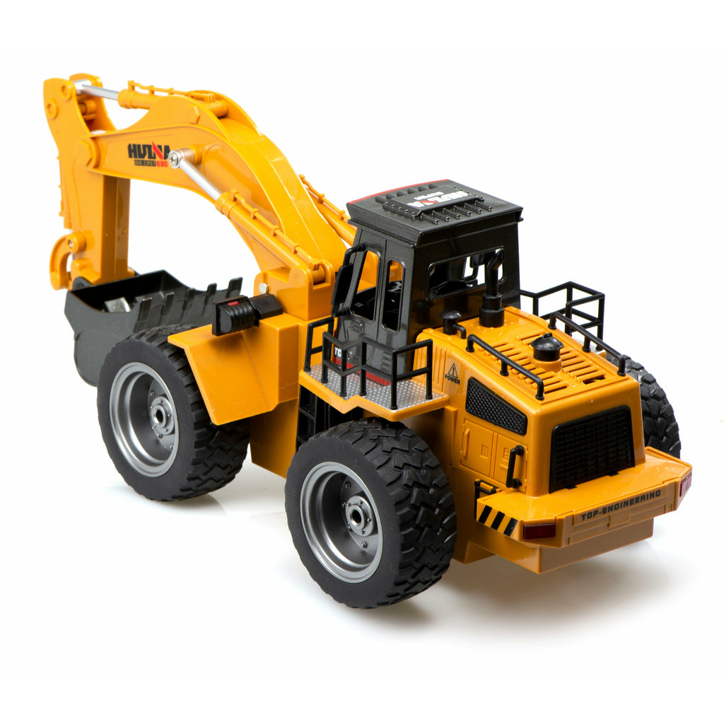RC Huina Excavator 1530 6CH 2.4Ghz RTR 1:18