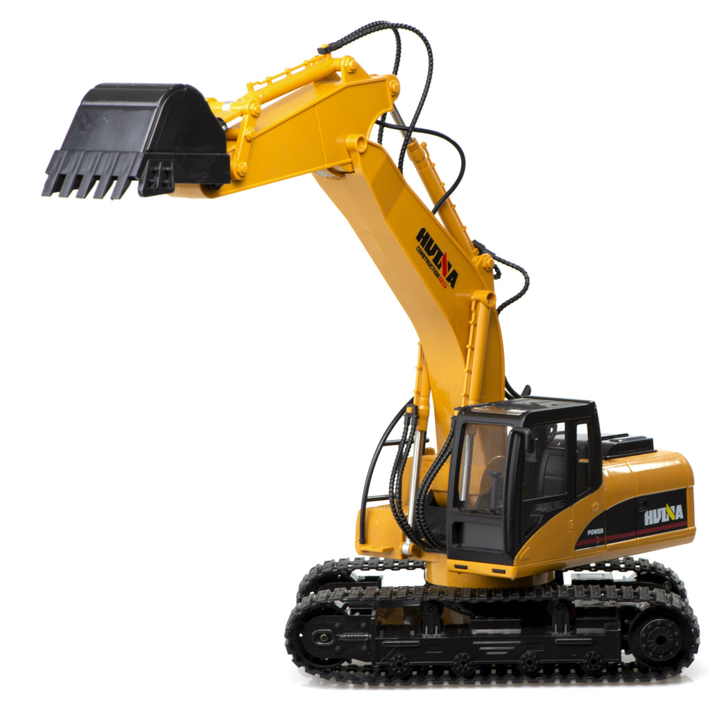 RC Huina CY1550 Excavator 15CH 2.4Ghz 1:14
