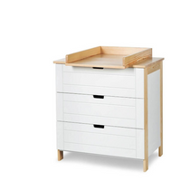 Iwo chest of drawers & changer - Pine