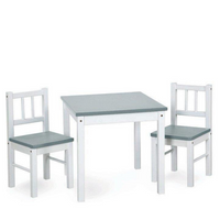 Joy Kids table set with 2 chairs