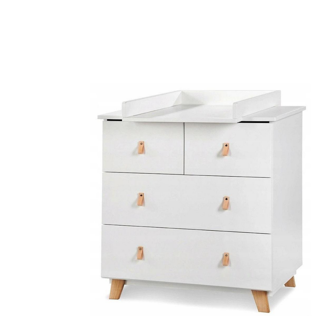 Noah chest of drawers & changer