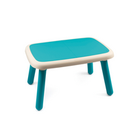 Smoby Children's Table - Blue