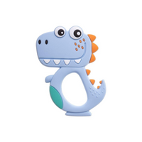 AKUKU Silicone Teether - Dinosaur