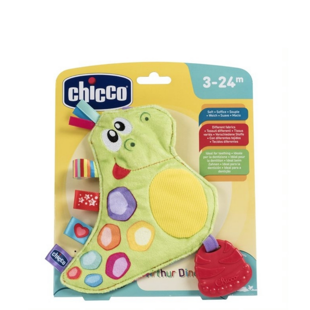 Chicco Dino Rattle 3-24m+
