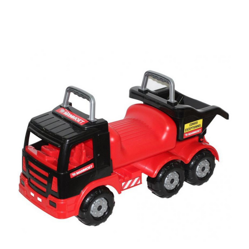 WADER Mammoet Ride-On Tipper Truck 69 cm