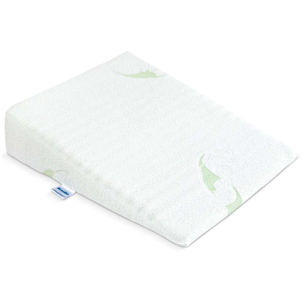 Sensillo Deluxe Aloe Vera Anti-reflux Pram Wedge Pillow 38X30