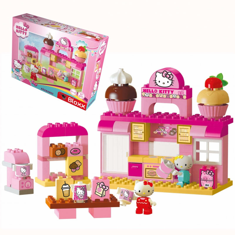 BIG Blocks Hello Kitty Bakery - 82 pcs