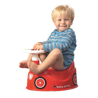 BIG Bobby Car Potty With A Steering Wheel