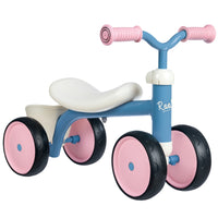 SMOBY Rookie Ride On - Pink