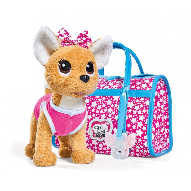 Simba Chi Chi Love Star - Puppy In A Glowing Bag