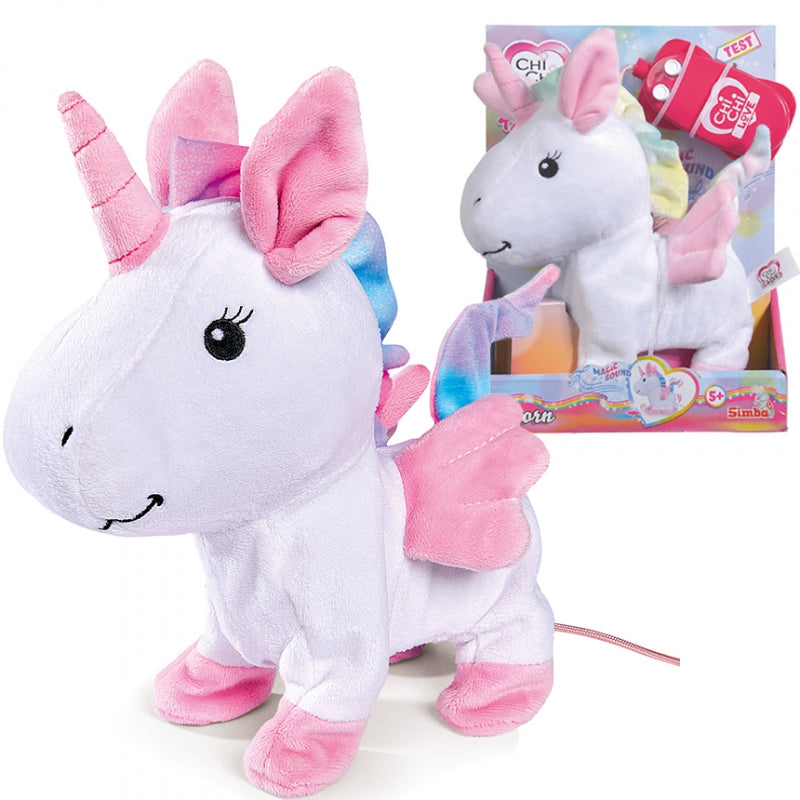 Simba Chi Chi Love Interactive Magical Unicorn