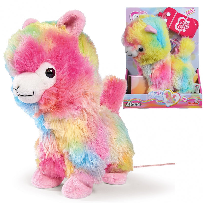 Simba Chi Chi Love Magic Interactive Llama