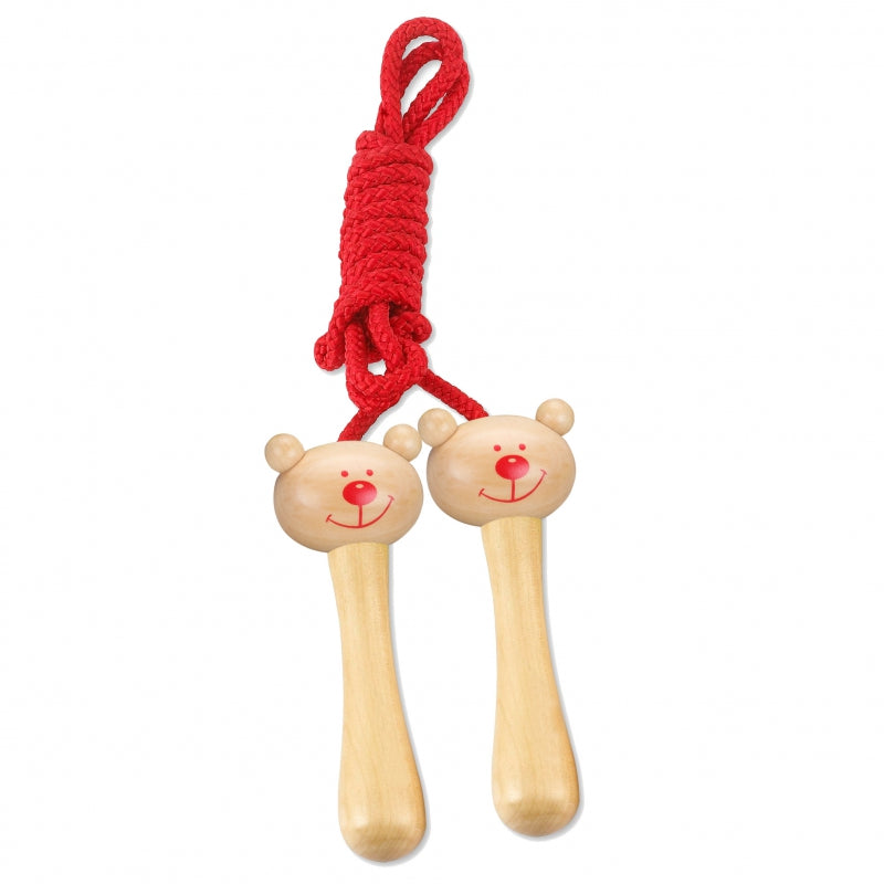 Classic World Teddy Bear Skipping Rope