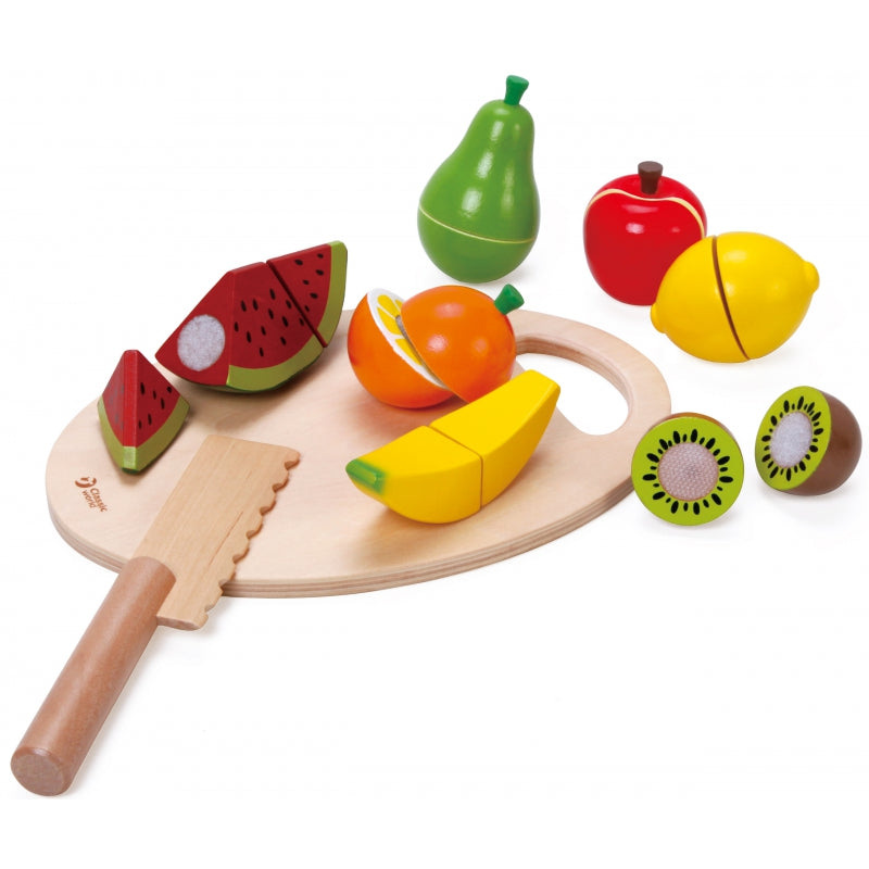 CLASSIC WORLD Wooden Fruit Tray