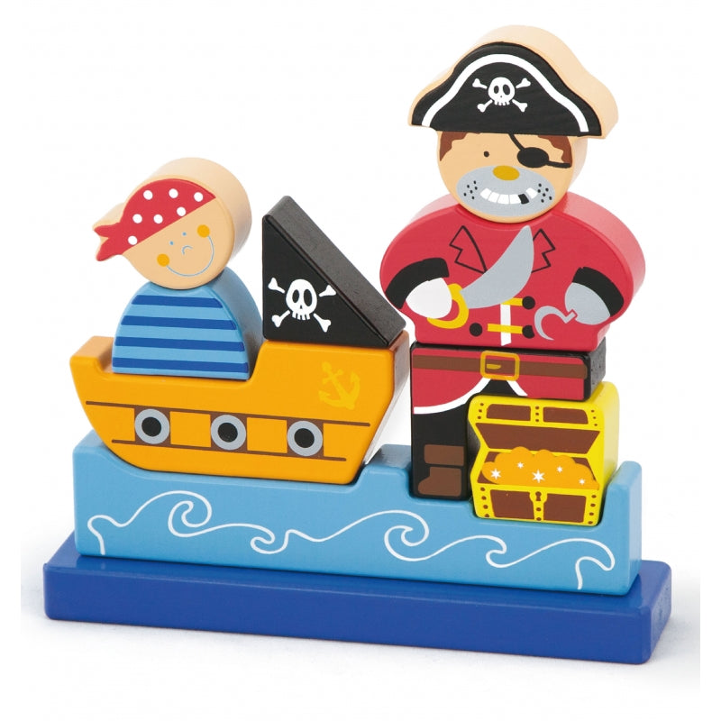Viga Magnetic Puzzle - Pirate